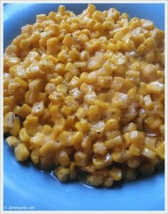 Sweet Fried Corn