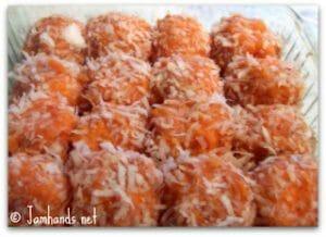 Sweet Potato Bundles