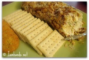 Gouda and Sun Dried Tomato Cheese Spread