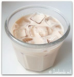 Toasted Almond Cocktail