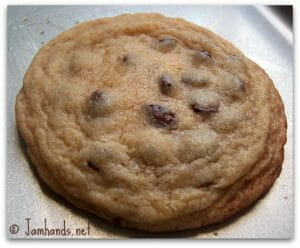 My Big, Fat Chocolate Chip Cookies