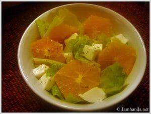 Orange Vinaigrette from The Tasty Cheapskate