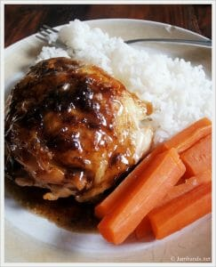 Orange and Balsamic Chicken