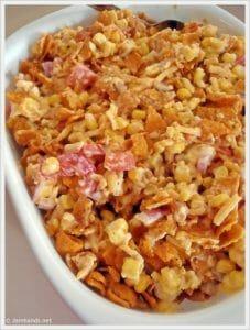 Chili Frito Corn Salad