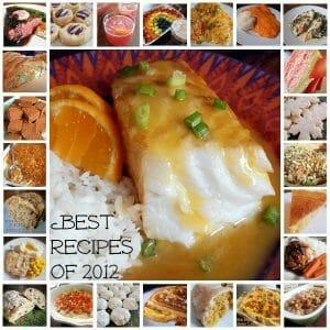 25 Best Recipes of 2012