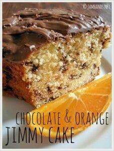 Chocolate & Orange Jimmy Cake