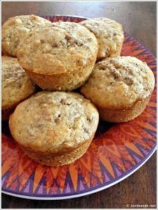 Moist and Delicious Bran Muffins