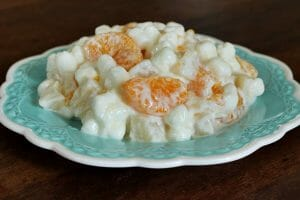 Mandarin Orange Marshmallow Fruit Salad