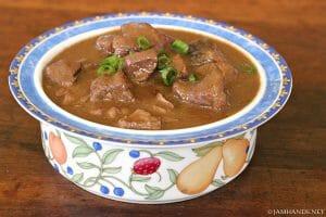 Crock Pot Beef Tips in Gravy