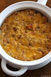 Taco Cheese Dip