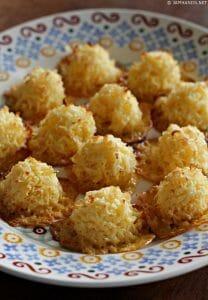Pudding Macaroons