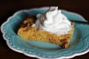 Sweet Cornbread Pudding