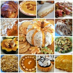 My Thanksgiving Recipe Collection