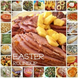 Easter Recipe Collection – Over 80 Recipes